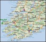 Map of Kerry-Click to enlarge